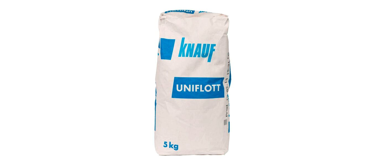 Masa szpachlowa Uniflott Knauf