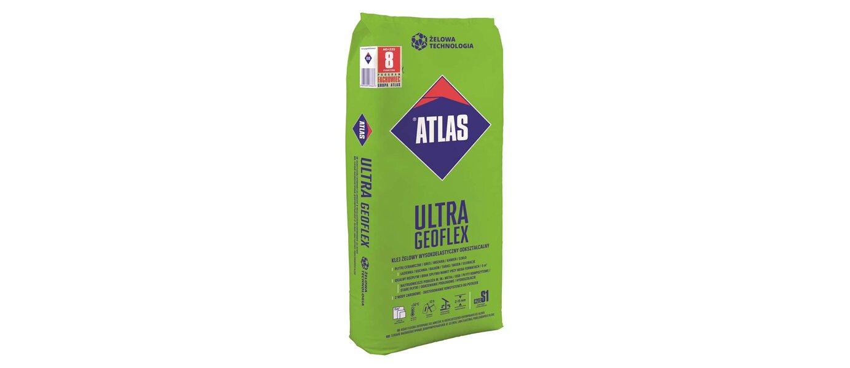 Atlas Wysokoelastyczny klej żelowy Geoflex Ultra