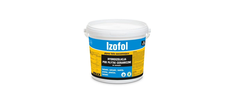 Izolex Folia w płynie Izofol 7 kg