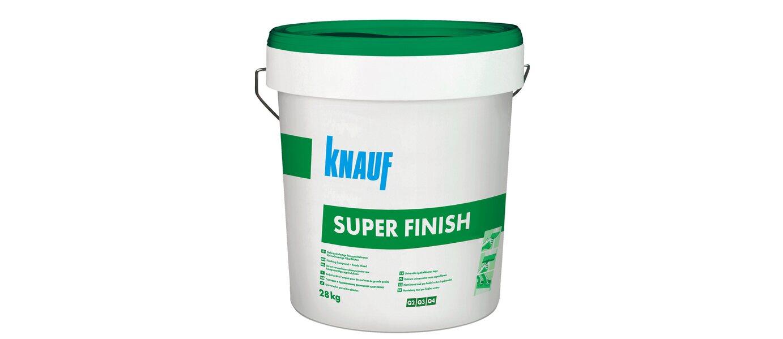 Knauf masa szpachlowa Super Finish