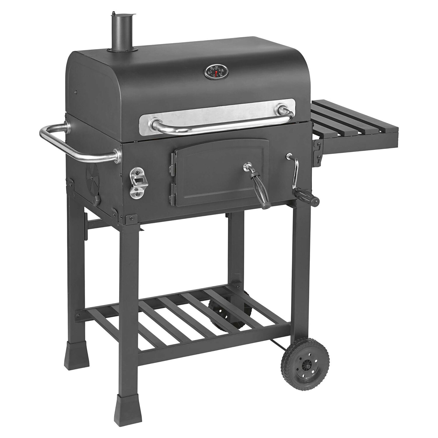 jamestown grill grill stalowy american charcoal bbq 102 cm On jamestown grill