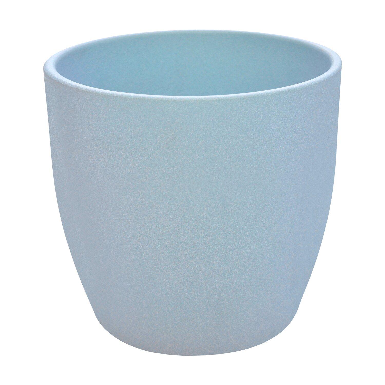 Doniczka Emi Błękit Lazurowy śr 11cm