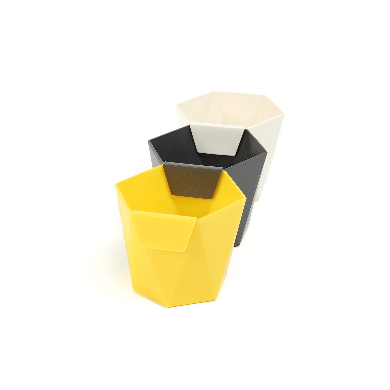 Osłonka Na Zioła Heca żółty 11x12cm