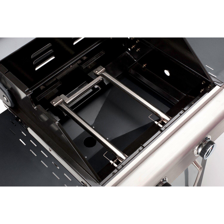 landmann grill gazowy triton pts 2 0 srebrny 7 0 kw kupuj w obi. Black Bedroom Furniture Sets. Home Design Ideas