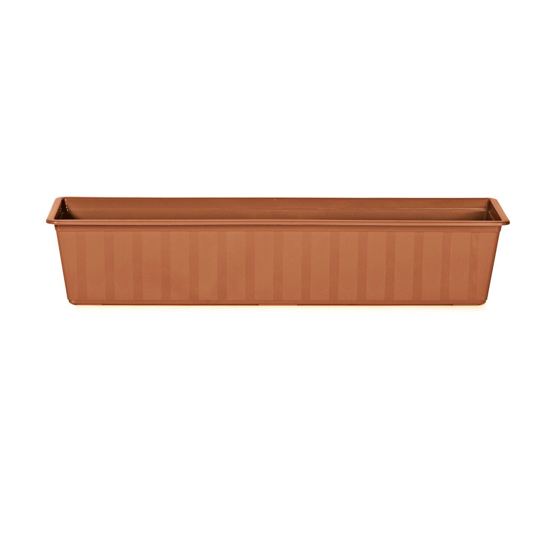 f6a1d5d4cd7dff Skrzynka balkonowa 80cm terakota kupuj w OBI