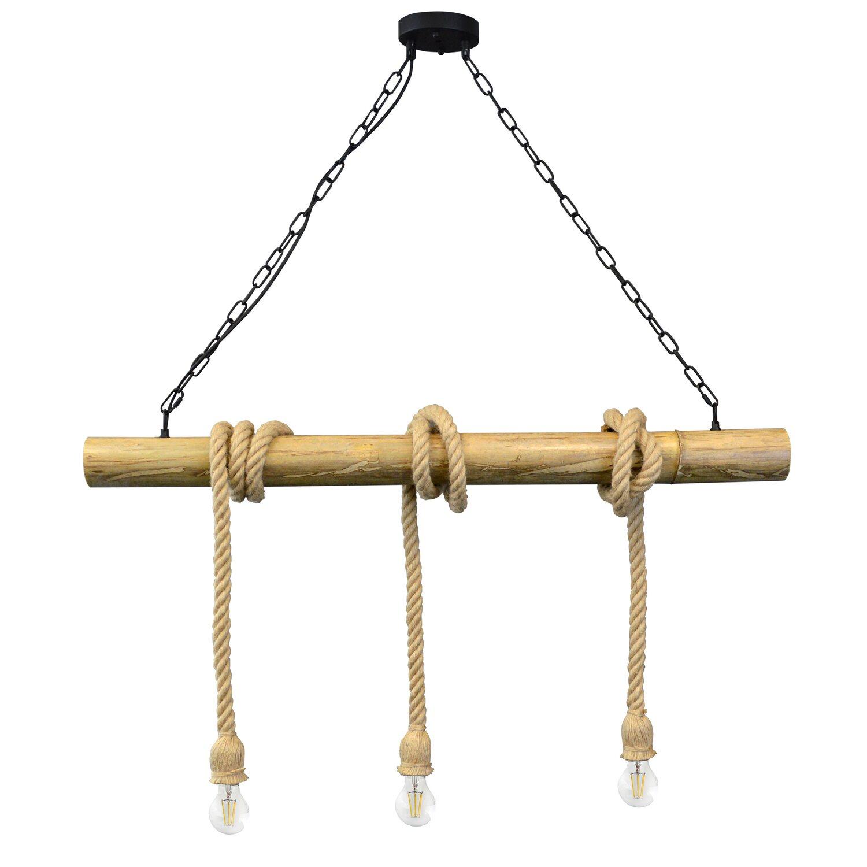 Il Mio Lampa Sufitowa Bamboo 3x12w E27