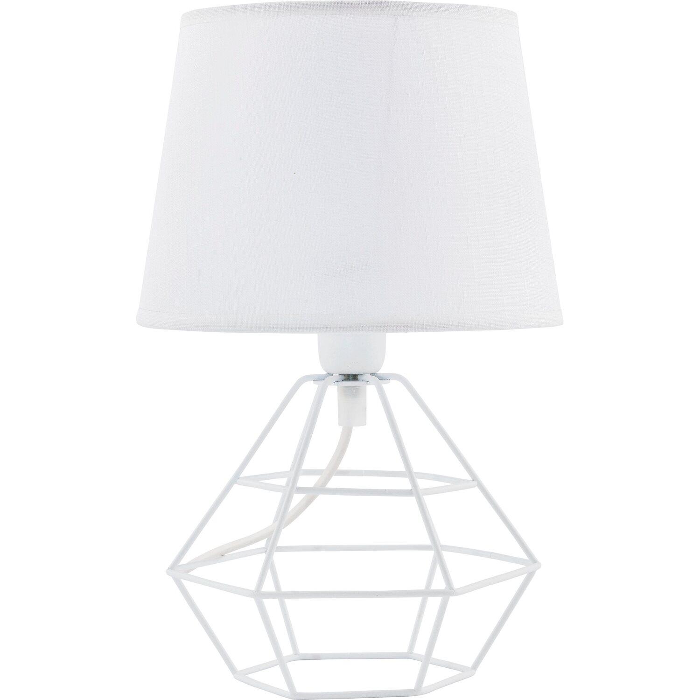 Tk Lighting Lampa Stolowa Diamond Biala 1x60 W E27 Kupuj W Obi
