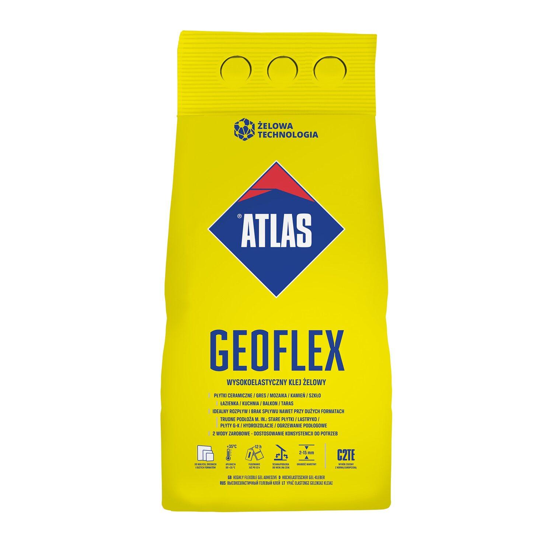Atlas Geoflex Wysokoelastyczny Klej żelowy 2 15 Mm 5kg