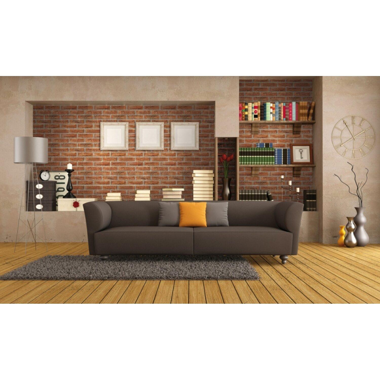 d c fix okleina samoprzylepna ceg a czerwona 45 cm kupuj w obi. Black Bedroom Furniture Sets. Home Design Ideas