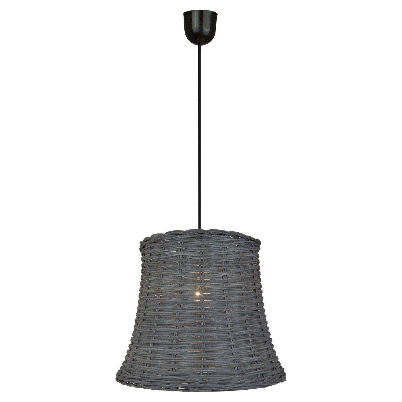 Obi Lighting Lampa Sufitowa Rattanowa 1x42 W E27