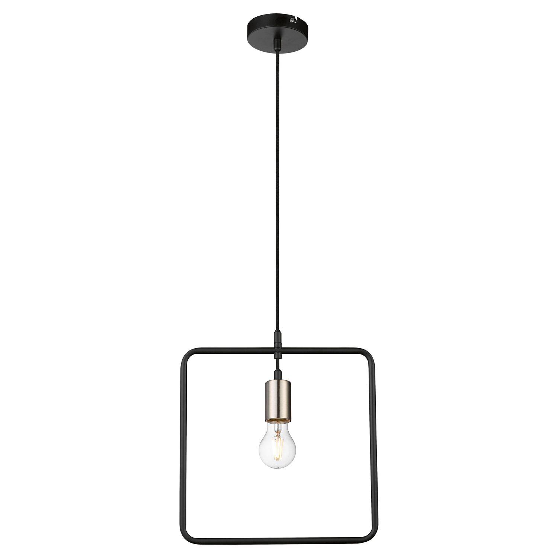 OBI Lampa wisząca Drapia kwadrat 1x60 W E27 kupuj w OBI