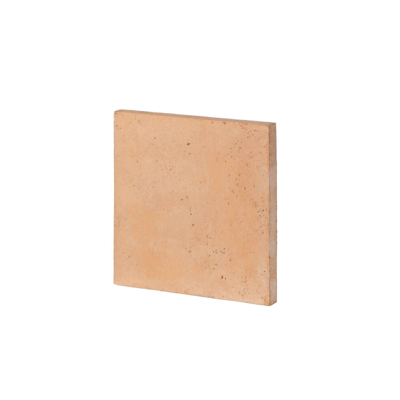 Bruk Bet Płyta Tarasowa Trawertyn Słoneczny Brzeg 44x44x35cm