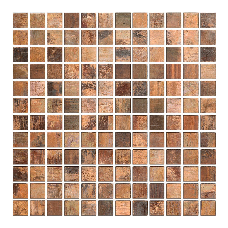 Ceramika Pilch Trade Mozaika Royal Miedź 30 Cm X 30 Cm