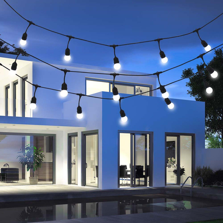 Chwalebne Polux Girlanda ogrodowa Party M 10 x LED E27- mleczna kupuj w OBI EF04