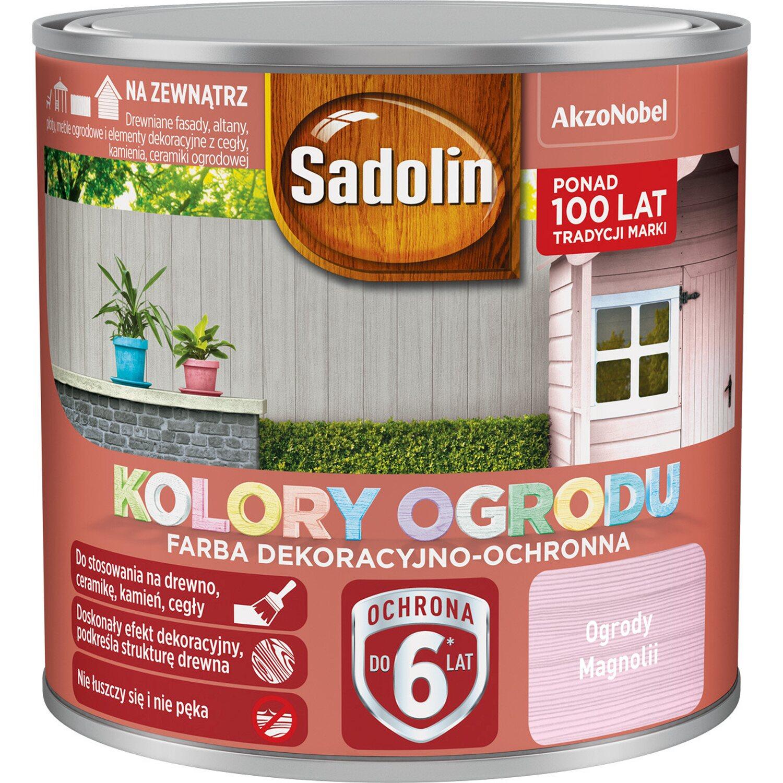Sadolin Kolory Ogrodu Ogrody Magnolii 250 Ml