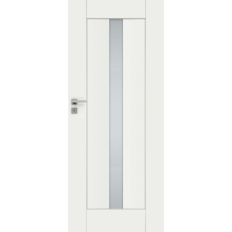Dre Skrzydło Drzwiowe Alva 1 Biały Sirius 60p