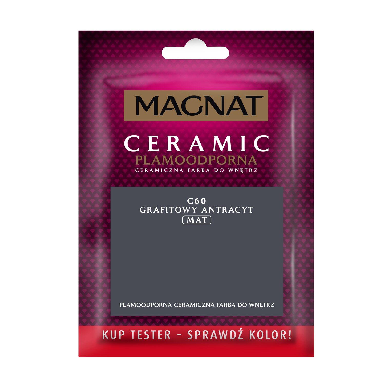 Magnat Ceramic Tester Koloru Grafitowy Antracyt 30 Ml Kupuj W Obi
