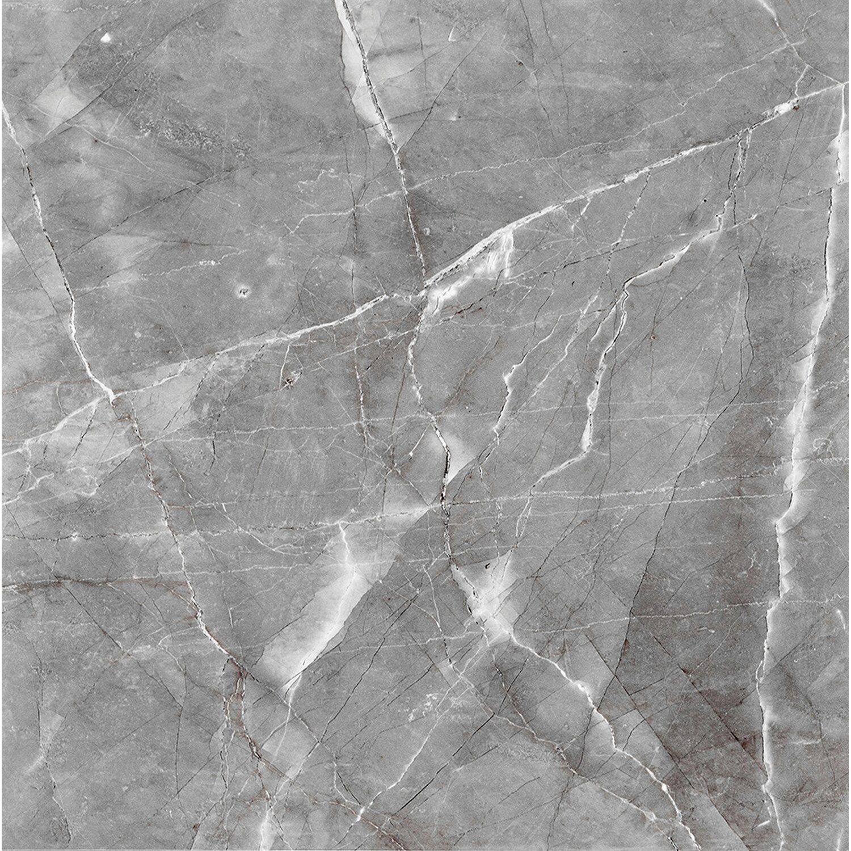 Gres Polerowany Szkliwiony Regal Grey 60 Cm X 60 Cm Połysk Imitacja