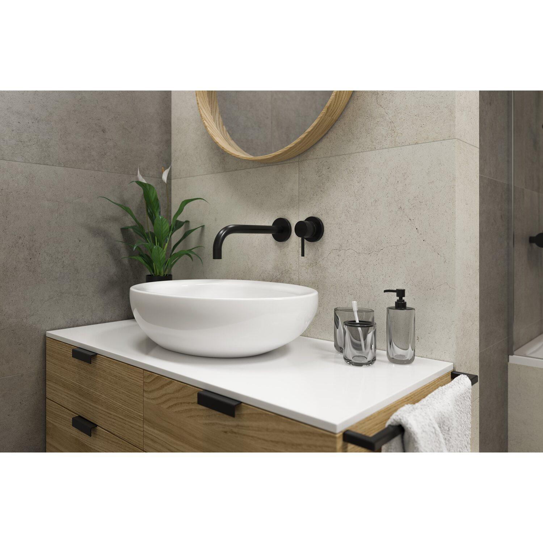 ceramika parady gres szkliwiony malmo bianco 59 8 cm x 59 8 cm imitacja cementu kupuj w obi. Black Bedroom Furniture Sets. Home Design Ideas
