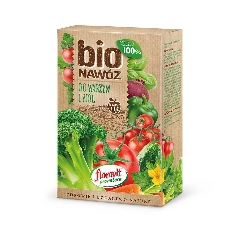 Florovit BIO do warzyw i ziół 0,8kg