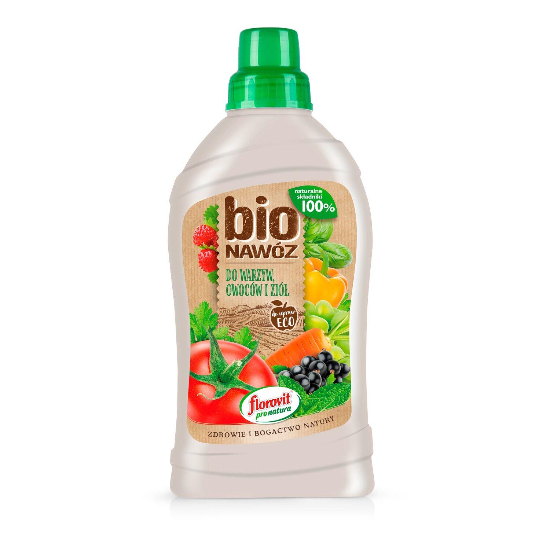 Florovit BIO do warzyw i ziół 1 kg