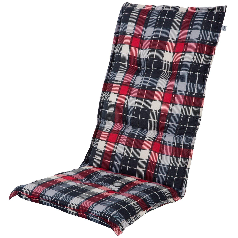 Patio Poduszka Xenon Na Fotel Czerwona Krata