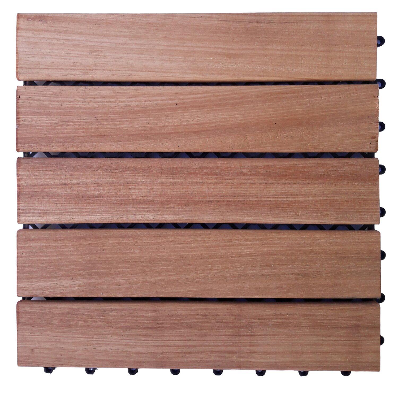Podest Bangkirai 5 łat 30x30x21cm