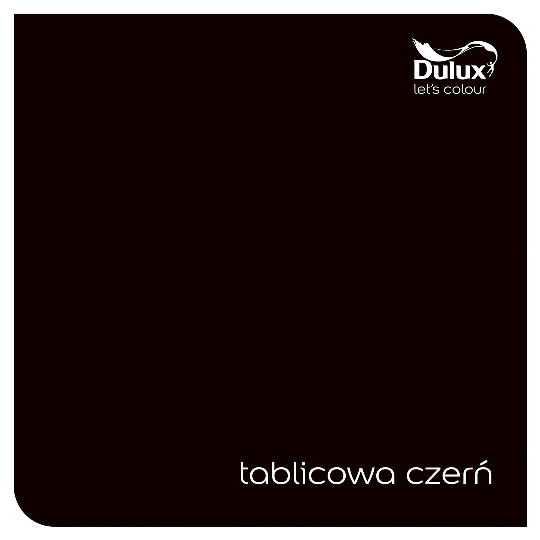 Dulux Farba Tablicowa Czarna 025l
