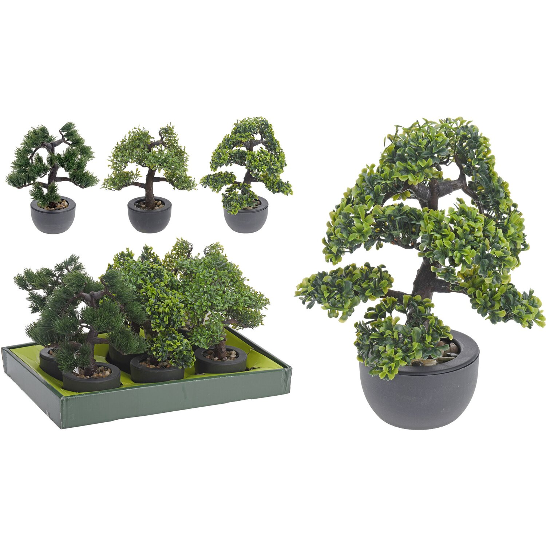 Roślina Sztuczna Bonsai 30cm Mix