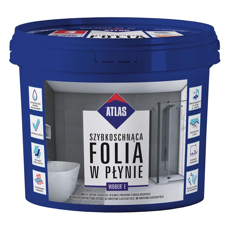 Atlas Szybkoschnąca Folia W Płynie 2 Kg
