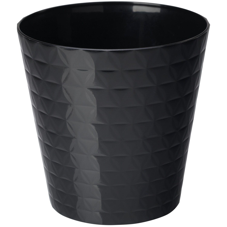 Osłonka Diament Petit Czarna 25cm