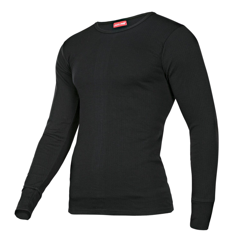 ff64ed1744d9c6 Lahti Pro Koszulka zimowa z długim rękawem XL czarna kupuj w OBI