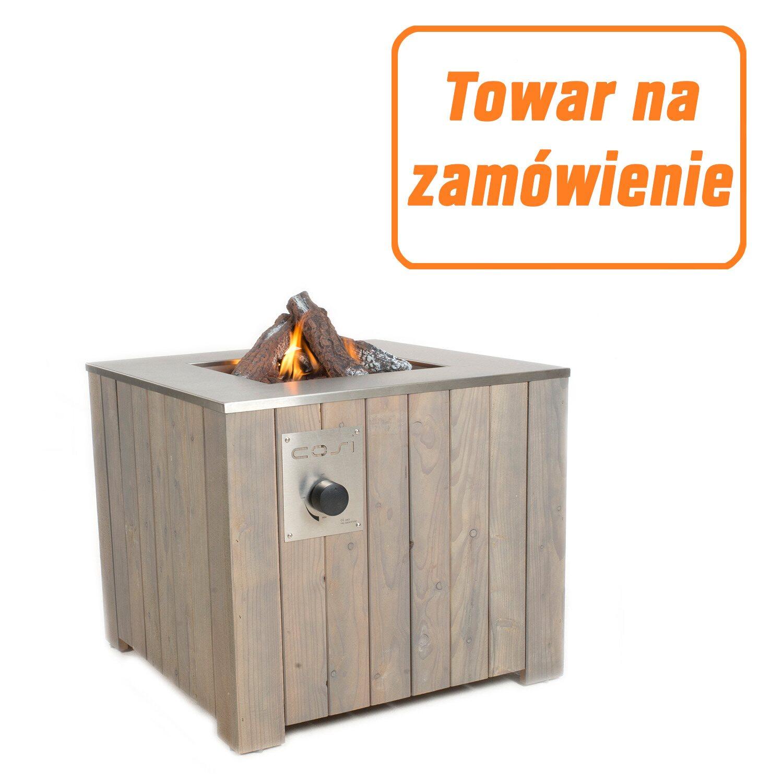 Cyganek Palenisko Drewniane Cosicube 70x70cm
