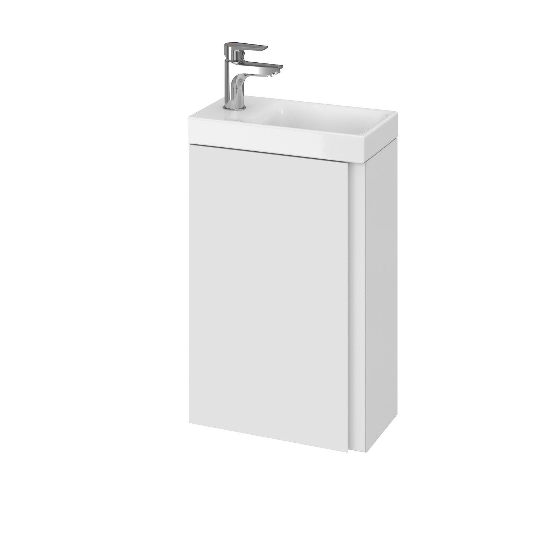 Cersanit Zestaw Moduo 40 Szafka Z Umywalką Biały