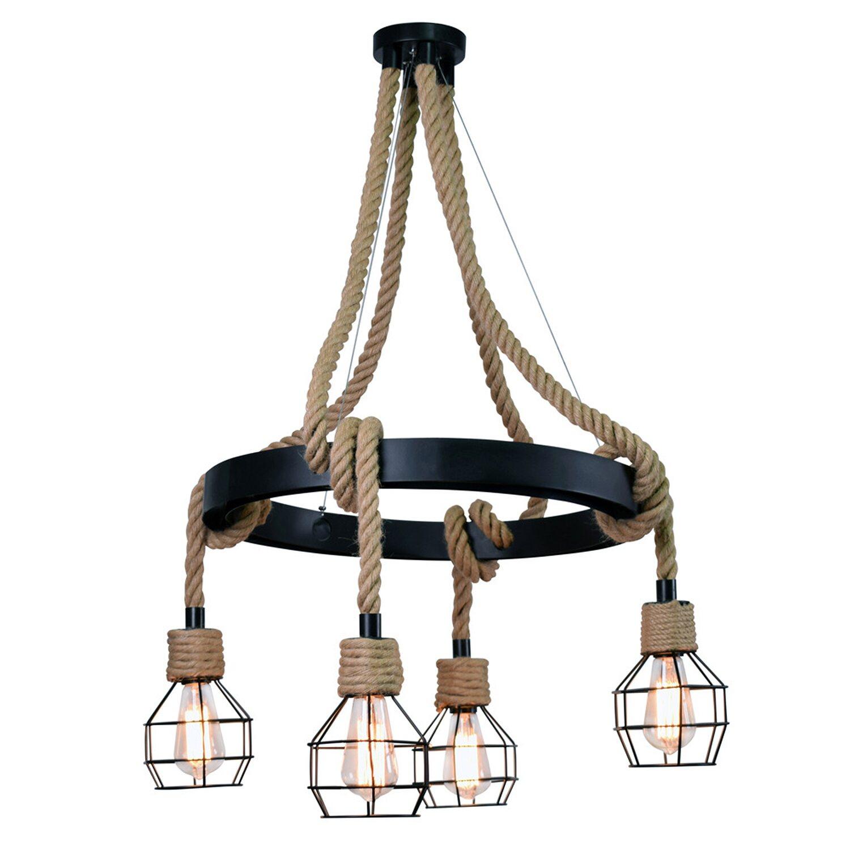 Sanico Lampa Sufitowa Alegra 4x10w E27