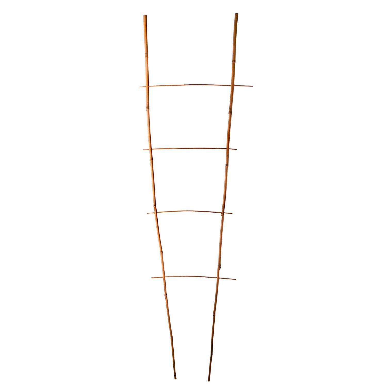 Drabinka Bambusowa Podwójna 150 Cm