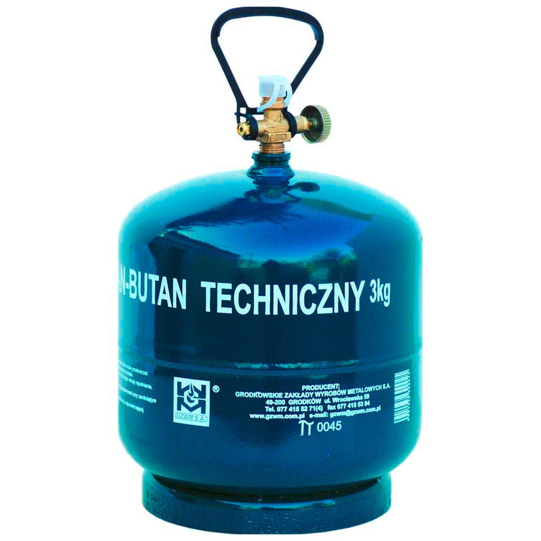 Modne ubrania Butla gazowa turystyczna BT-3 kupuj w OBI TT52