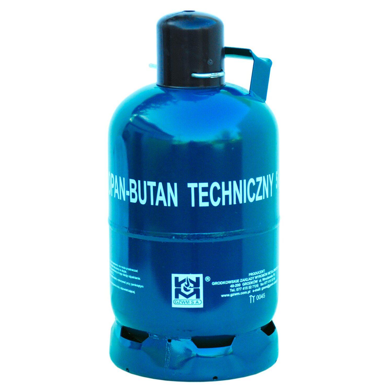 Unikalne Butla gazowa turystyczna BT-5 kupuj w OBI UW59