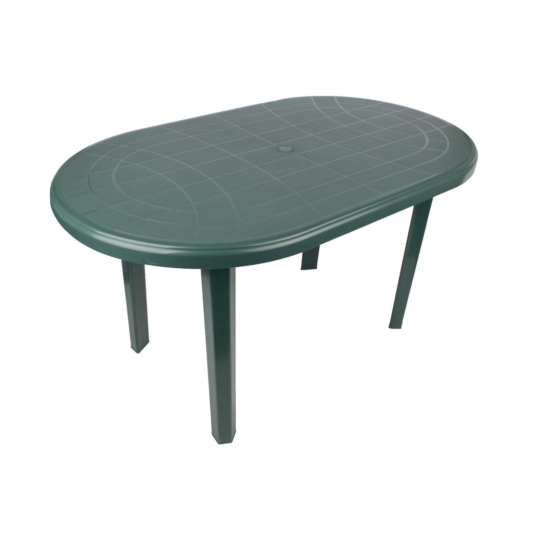 Stół Owalny Jantar Zielony