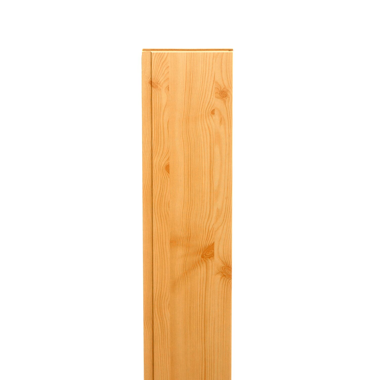 Krono Original Panel ścienny Mdf Sosna Sękata Wym 64 Mm X 153 Mm X 2600 Mm