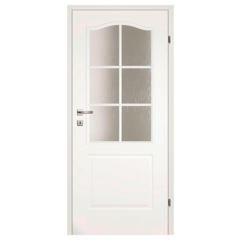 Classen Skrzydło Drzwiowe Classic Białe 80p