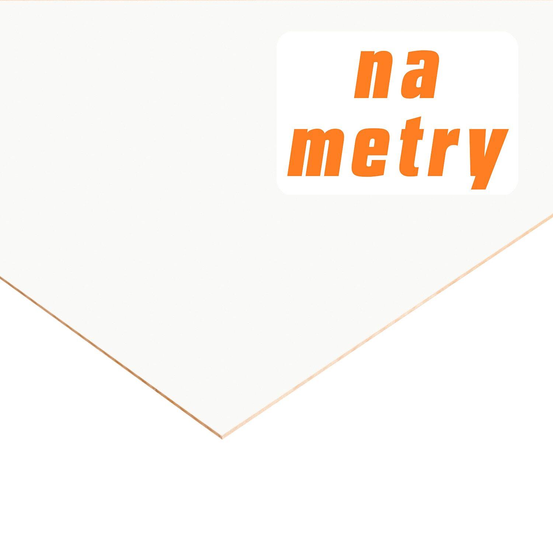 Płyta Hdf Biała Lakierowana Gr 3 Mm
