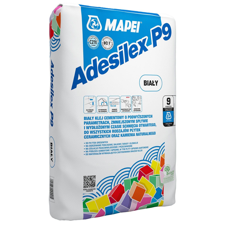 a84ffe45b05 Mapei Zaprawa klejąca Adesilex P9 25 kg biała kupuj w OBI