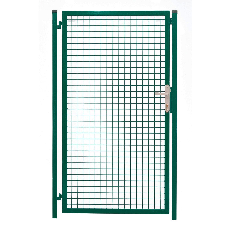 Jarmex Furtka Ogrodzeniowa Zielona 90 Cm X 150 Cm