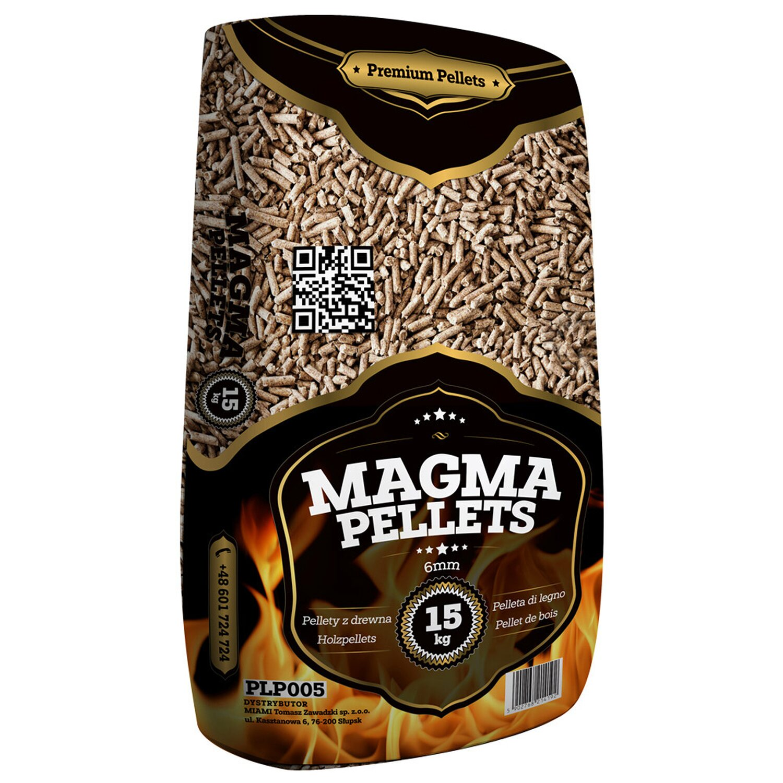 Pellet Magma Premium 17 4 Mj 15 Kg Kupuj W Obi