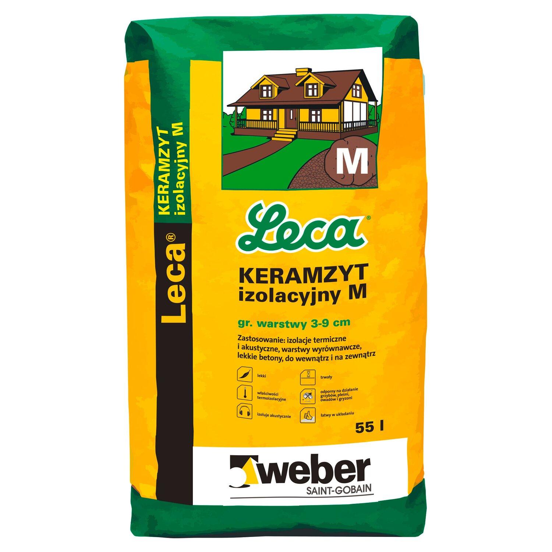 Weber Keramzyt Izolacyjny 4 Mm 10 Mm Pakowany 55 L Kupuj W Obi