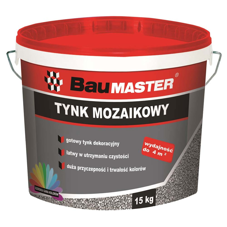 Baumaster Tynk Mozaikowy Kolor Bm545
