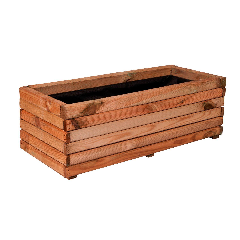 Donica Drewniana 90 Cm X 40 Cm Kupuj W Obi