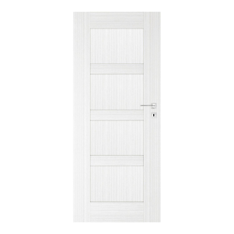 Dre Skrzydło Drzwiowe Lobos Białe 90l