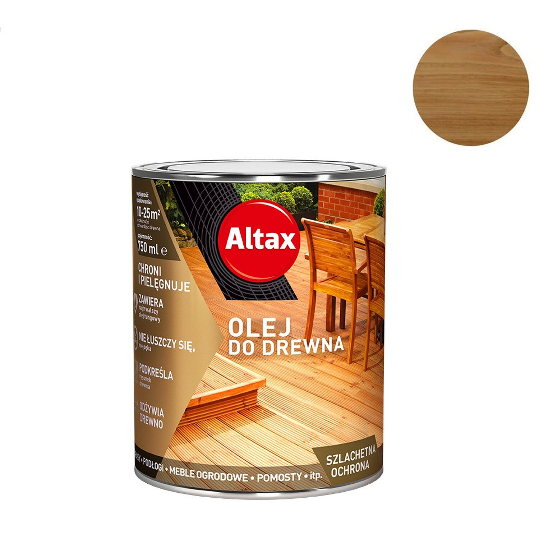 Olej do drewna